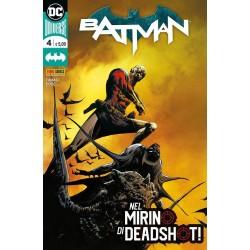 BATMAN 4 PANINI DC UNIVERSE