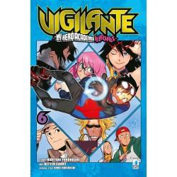 VIGILANTE - MY HERO...