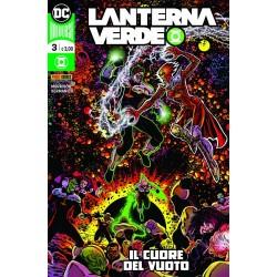 Lanterna Verde 3 panini dc...
