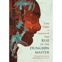 Rise of the Dungeon Master NPE