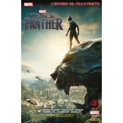 Black Panther Movie Prelude...