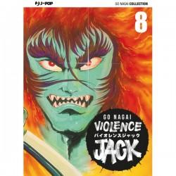 Violence Jack 8 - GO NAGAI...
