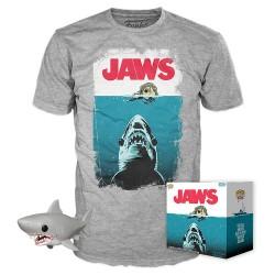 Funko Pop! Jaws & Tee Box...