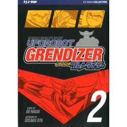 UFO ROBOT GRENDIZER 2