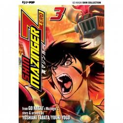 SHIN MAZINGER ZERO 3