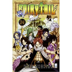 FAIRY TAIL 24 - YOUNG 212