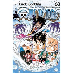 ONE PIECE NEW EDITION 68 -...