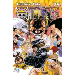 ONE PIECE NEW EDITION 79 -...