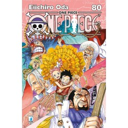 ONE PIECE NEW EDITION 80 -...
