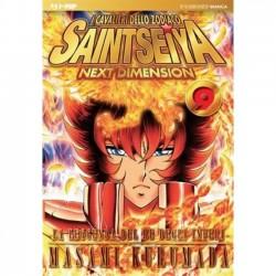 SAINT SEIYA NEXT DIMENSION 9