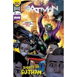 BATMAN 2 PANINI DC UNIVERSE