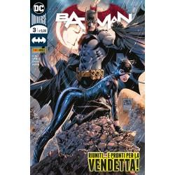 BATMAN 3 PANINI DC UNIVERSE