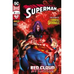 SUPERMAN 2 PANINI DC UNIVERSE