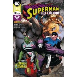 SUPERMAN 3 PANINI DC UNIVERSE