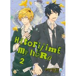 HITORIJIME MY HERO 2