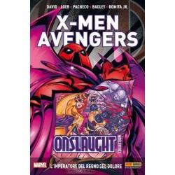 X-Men & Avengers Onslaught...